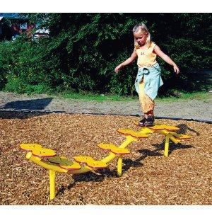 Challenge Walk Playground Equipment