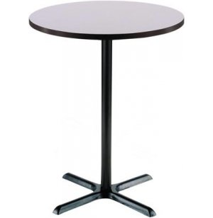 Round Counter-Height Cafe Table