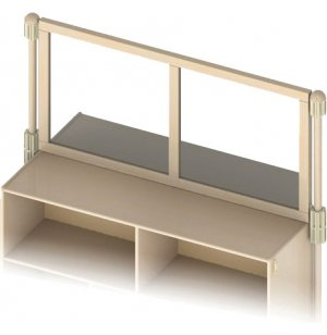 Upper Deck Acrylic Preschool Room Divider