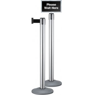 Contemporary Stanchion Deluxe Value Pack, 2-pck