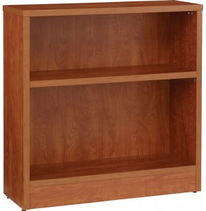 High Pressure Laminate Double-Sided Bookcase