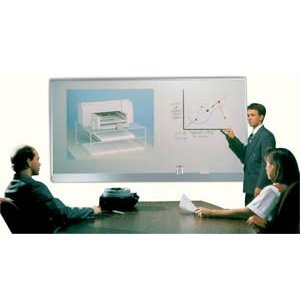 Lightning Projection Magnetic Whiteboard