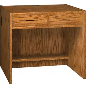 Glacier Two-Drawer Unit
