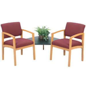 Lenox Grade 3 Chairs with Corner Table