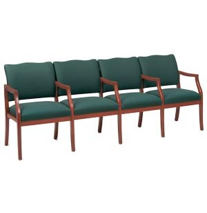 Franklin Reception Seating - Center Arms