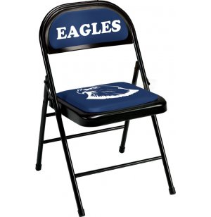 Padded Sideline Folding Chair - 1