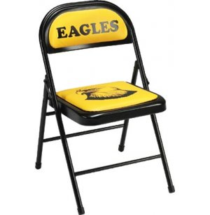 Padded Sideline Folding Chair - 5/8