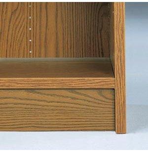 Toe Board for Library Bookcase