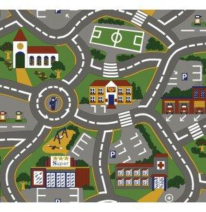 Center of Town Carpet