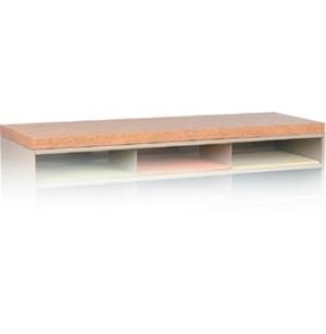 Optional Laminate Top for Literature Organizers