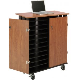Laptop Netbook Charging Cart