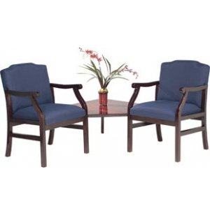 Traditional Grade 3 Chairs Group with Corner Table