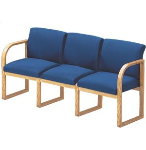Contour Seating - Upgraded Upholstery