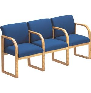 Contour Seating - Center Arms