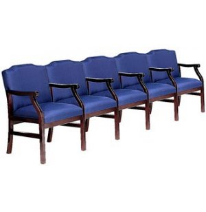 Traditional Grade 3 Seating - Center Arms