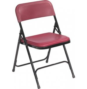 Premium Lightweight Stackable Folding Chair