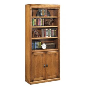 Americana Lower Door Bookcase