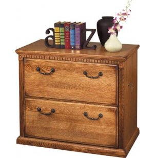 American 2-Drawer Lateral File Cabinet