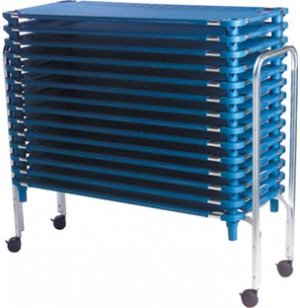 Heavy-Duty Cot Caddy