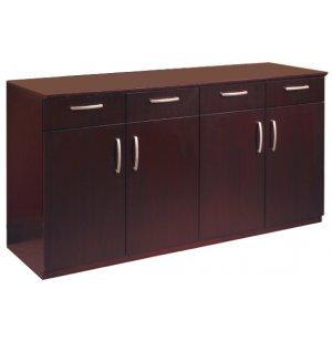 Veneer Buffet Cabinet