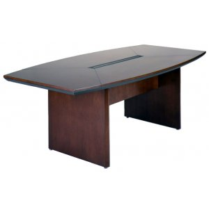 Veneer Boat Conference Table