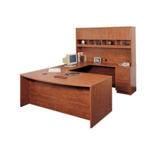 Executive Right U-Shaped Office Desk