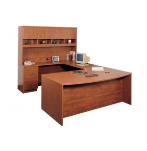 Executive Left U-Shaped Office Desk
