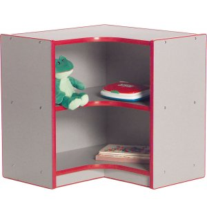 Color Banded Inside Corner Unit - Preschl