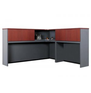 Milan Hutch for Corner Workstation