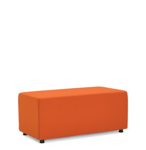 Rectangular Shaped Modular Ottoman Premium Colors