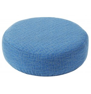 Mod Series Pebble Floor Cushion, Antimicrobial Silica