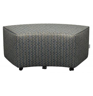 Mod Series Soft Seating, Arc 6, Vinyl