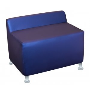 Mod Soft Seating Sofa - Low Back, Vinyl