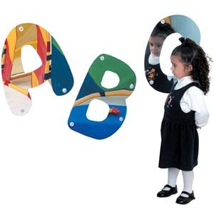 See Me ABC Preschool Mirror