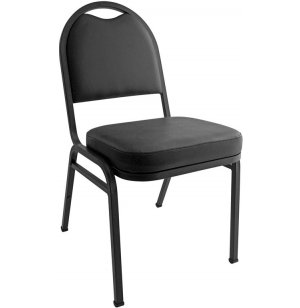 Commercial Vinyl Stacking Chair