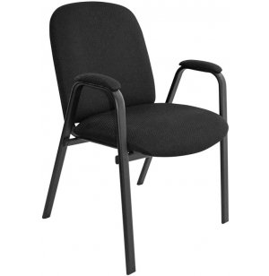 Upholstered Guest Arm Chair