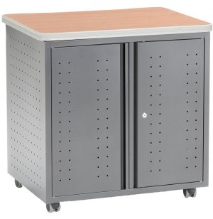 Mesa Locking Utility Cart
