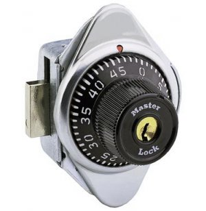 High Security Manual Locking Built-in Combination Lock