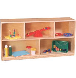 Maple Single Storage Unit
