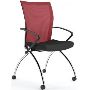 High-Back Nesting Valore Chairs 2-Pack