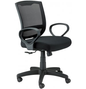 Maze Office Chair w/ Loop Arms