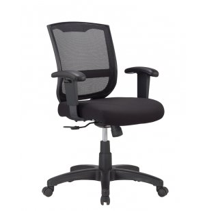 Maze Office Chair w/ Adjustable T-Arms