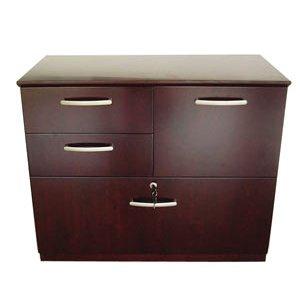 Combination File Cabinet