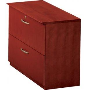 Corsica & Napoli 2 Drawer Lateral File Cabinet