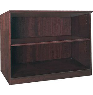Corsica & Napoli Bookcase with 1 Shelf