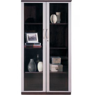 Corsica & Napoli Cabinet with Glass Doors