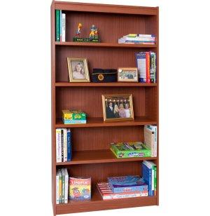 Laminate Bookcase w/4 shelves