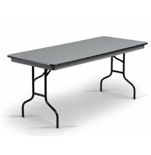 Lightweight Wishbone Folding Table