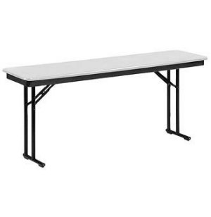 Lightweight Comfort-Leg Seminar Table