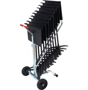Music Stand Cart for 10 Stands